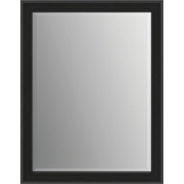 Delta Deluxe Modern Contemporary Beveled Bathroom Vanity Mirror Reviews Wayfair