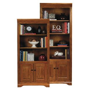 Glastonbury Standard Bookcase Loon Peak Spacial Price