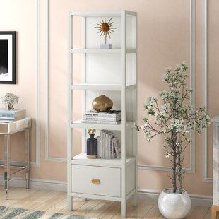 Karole Standard Bookcase by Rosdorf Park