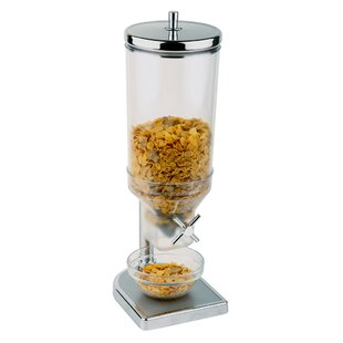 Cereal dispensers food containers wayfair fresh easy 45 l cereal dispenser ccuart Images