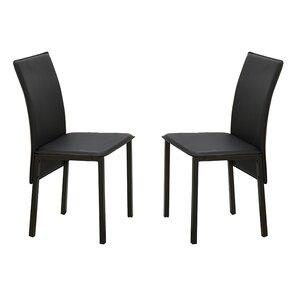Bobkona Limbra Parsons Chair (Set of 2) by Poundex