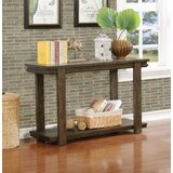 Stackhouse 47.25 Solid Wood Console Table by Millwood Pines
