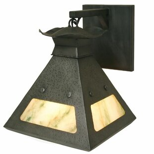 Comparison Westmoreland 1-Light Outdoor Wall Lantern By Steel Partners
