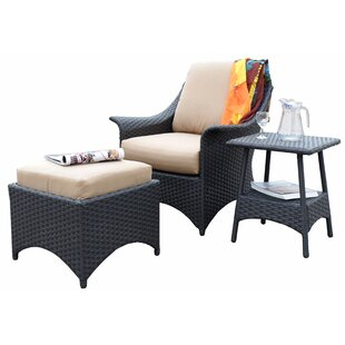 Koontz Patio Chair with Cushion