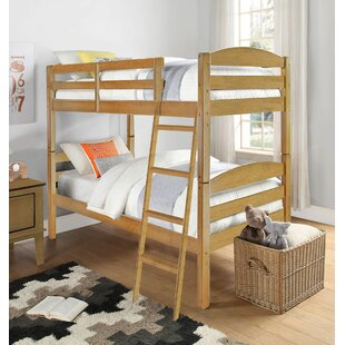 Fuentes Single Bunk Bed By Harriet Bee