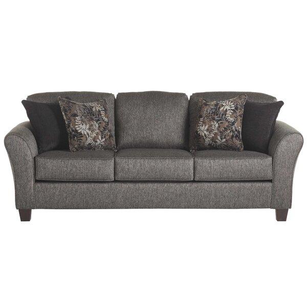 Alcott Hill Westbrook 87 Round Arms Sofa Reviews Wayfair
