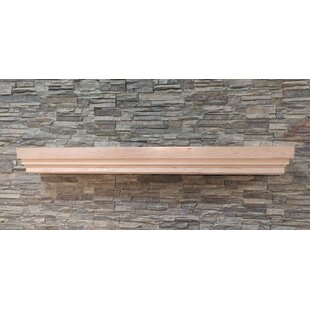 Finis Fireplace Shelf Mantel By Darby Home Co