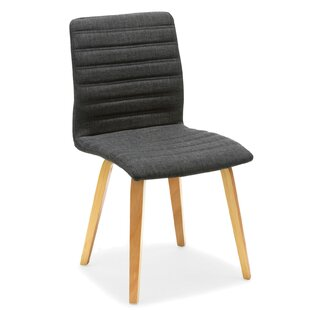 Affordable Price Milo Upholstered Dining Chair (Set of 2) by Porthos Home Reviews (2019) & Buyer's Guide