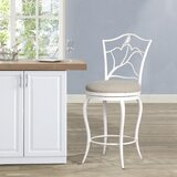 Winterton Swivel Bar & Counter Stool by Ophelia & Co.