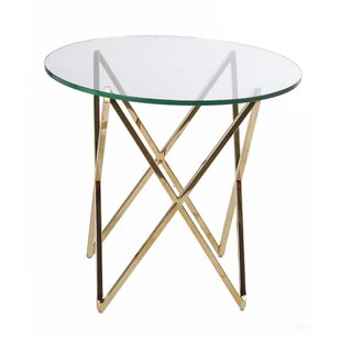 Scott End Table by Everly Quinn