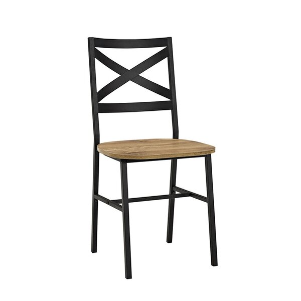 black kitchen and dining chairs