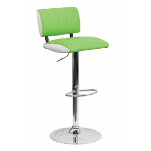 Offex Adjustable Height Swivel Bar Stool