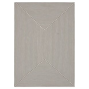 Kircher Gray Indoor/Outdoor Area Rug