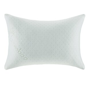 Alwyn Home Gritton Rayon from Bamboo Shredded Memory Foam Pillow