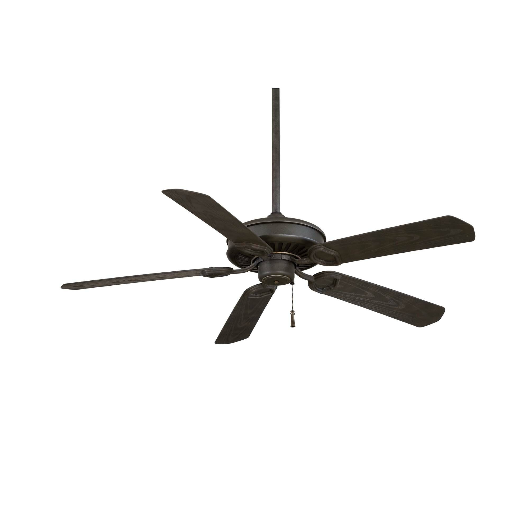 wide oak tropic fan light in galvanized ceiling blades inch isle craftmade transitional outdoor zm with patio