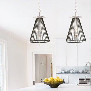 Shell Commercial Pendant Lights You Ll Love In 2021 Wayfair