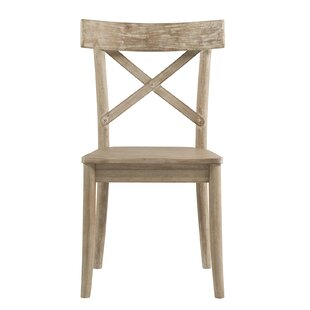 Acacia Cross Back Kitchen Dining Chairs You Ll Love In 2021 Wayfair