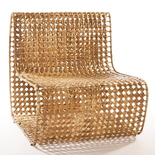 Great deal Woven Side Chair by Jo-Liza International Corp. Reviews (2019) & Buyer's Guide