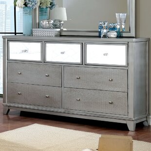 Zadok Contemporary 7 Drawer Dresser By Willa Arlo Interiors
