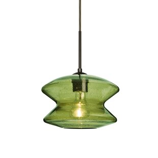 Wrought Studio Yara 1-Light Novelty Pendant