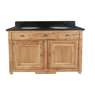 Dressler 145mm Free-standing Double Vanity Unit By Union Rustic