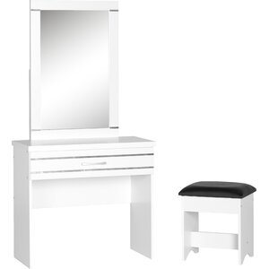 Gossard Dressing Table Set with Mirror
