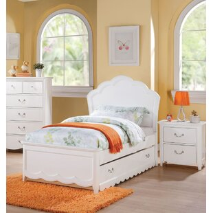Top Eurich Platform Bed with Trundle by Harriet Bee Reviews (2019) & Buyer's Guide
