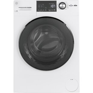 2.4 cu. ft. Energy Star High Efficiency Front Load Washer with Steam by GE Appliances