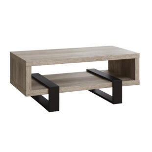 Best Reviews Stoughton Coffee Table with Storage By Union Rustic