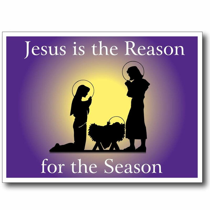 He Is The Reason For The Season – What is the reason for the.
