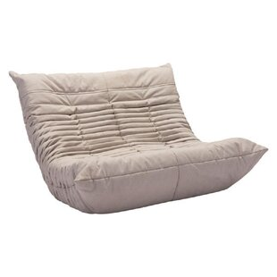Kronos Low Loveseat by Latitude Run