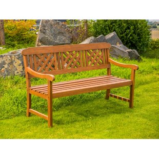 Warrensburg Solid And Manufactured Wood Bench By Brambly Cottage