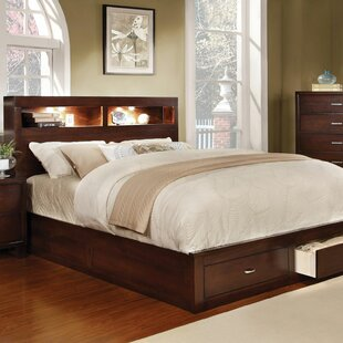 High-End Kenzo Storage Platform Bed by Latitude Run Reviews (2019) & Buyer's Guide