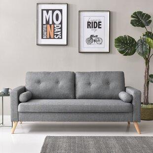 Gentile Modern Mid-Century Sofa