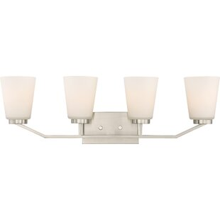 Ebern Designs Naccarato 4-Light Vanity Light
