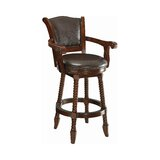 Falco Swivel 29 Bar Stool by Darby Home Co