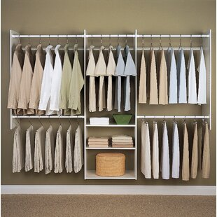 Wall Mounted Closet Systems Styles For Your Home Joss Main