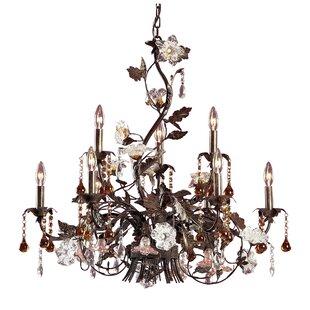 Astoria Grand Lorraine 9-Light Chandelier