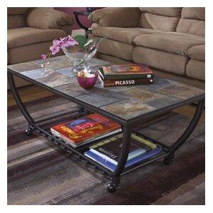 Attractive Levitt Rectangular Coffee Table