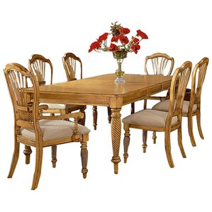 Halton Extendable Dining Table by One ..