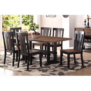 Pamela 7 Piece Dining Set Rosalind Wheeler