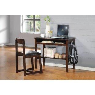 Charlton Home Diedrich Desk and Chair Set