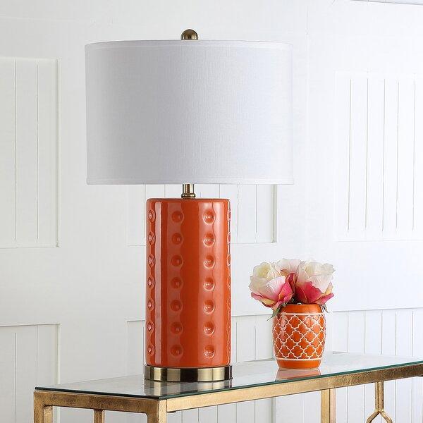 Beachcrest Home Elroy 26 Table Lamp Set Reviews Wayfair