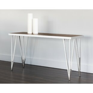 Sunpan Modern Ikon Console Table