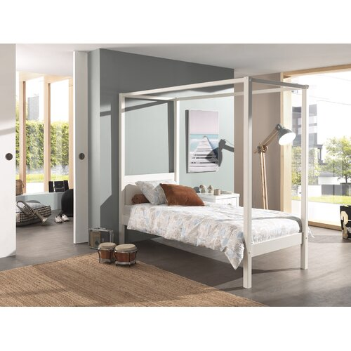 Elkins Four Poster Bed Frame Isabelle and Max Bed surface ar