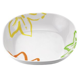 Happy Hour Melamine Flower 8.25