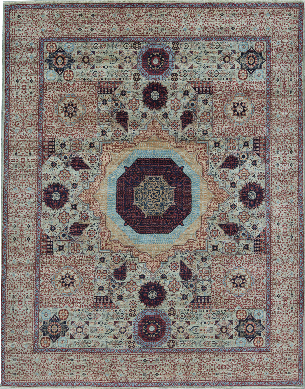 Bokara Rug Co Inc Fine Ziegler Oriental Hand Knotted Wool Light Green Area Rug Wayfair