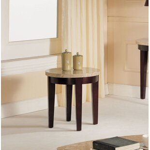 Guyton End Table by Fleur De Lis Living