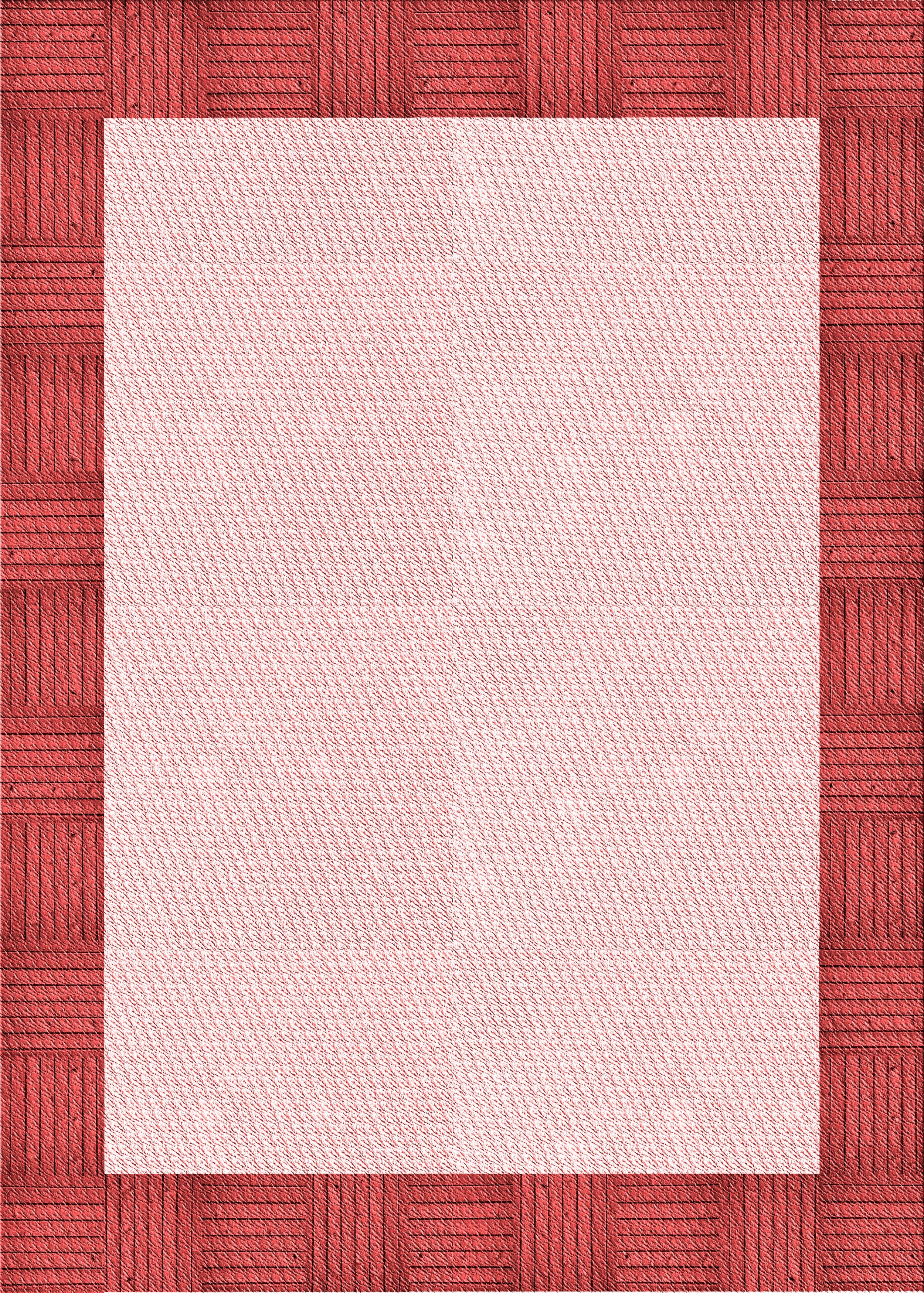 East Urban Home Plaid Wool Red Area Rug Wayfair