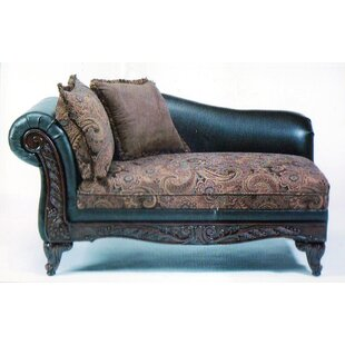 Oswego Chaise Lounge by Astoria Grand Great Reviews